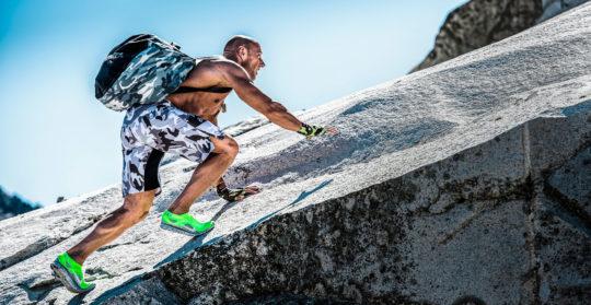 Cesar Lloreda Fotógrafo deportivo y David Navarro fitness mentor